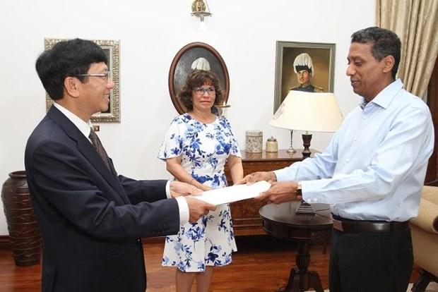 Vietnam y Seychelles agilizan cooperacion en sectores potenciales hinh anh 1