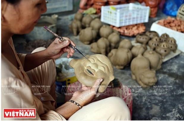 Reconoce Vietnam como patrimonio a la salsa de pescado y la ceramica de region central hinh anh 1