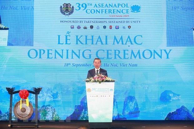 Agiliza ASEAN cooperacion en lucha contra la delincuencia transnacional hinh anh 1