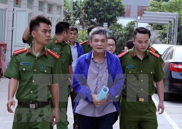 Abren juicio de primera instancia por ilegalidades en Seguro Social de Vietnam hinh anh 1