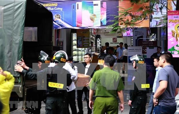 Pide Vietnam a Interpol que emita aviso rojo para propietario de Nhat Cuong Mobile hinh anh 1
