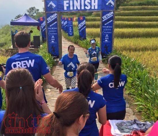 Asistiran cuatro mil atletas a maraton de montana internacional en Vietnam hinh anh 1
