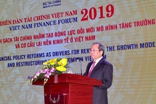 Apuesta Vietnam por adoptar cambios en politicas financieras para impulsar el crecimiento hinh anh 1