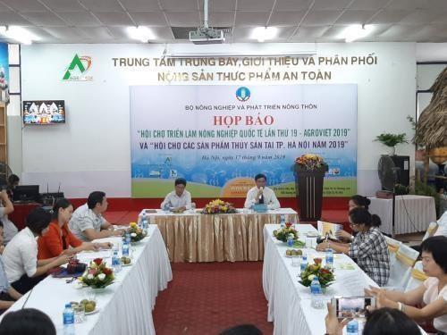 Efectuaran en Vietnam Feria Internacional de Agricultura AgroViet 2019 hinh anh 1
