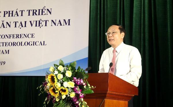 Fortalece Vietnam cooperacion internacional en desarrollo de hidrometeorologia hinh anh 1