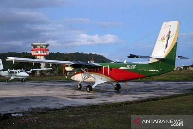 Busca Indonesia un hidroavion desaparecido hinh anh 1