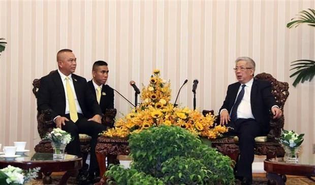 Vietnam y Tailandia efectuan dialogo sobre politicas de defensa hinh anh 1
