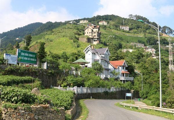 Recibe provincia vietnamita de Vinh Phuc 4,6 millones turistas en nueve meses hinh anh 1