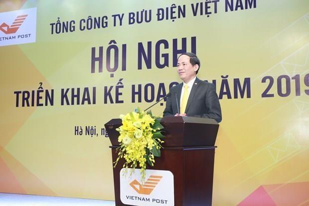 Designan a directivo de Correos de Vietnam como viceministro de Informacion y Comunicacion hinh anh 1