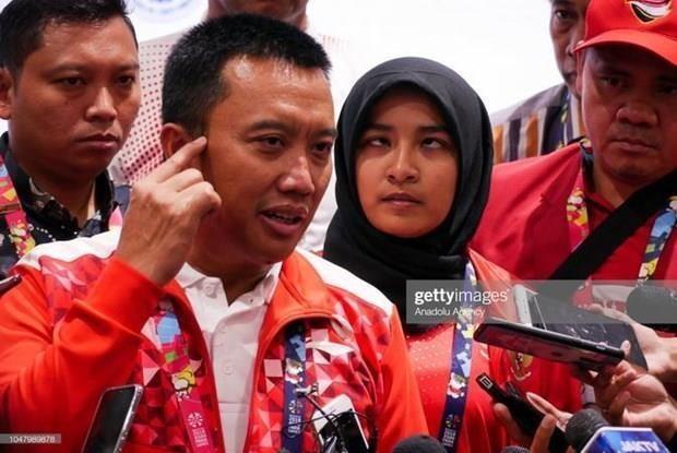 Renuncia ministro de Deportes de Indonesia por acusaciones de corrupcion hinh anh 1