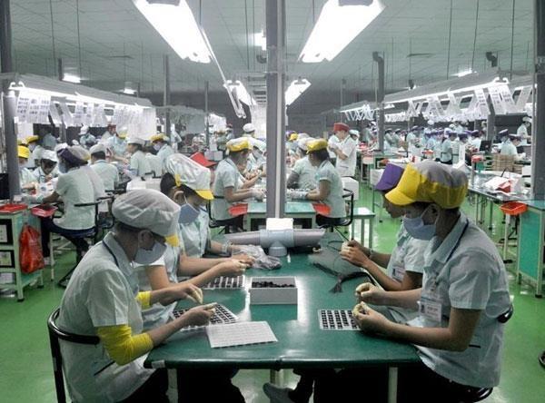 Registra provincia vietnamita de Vinh Phuc 803 empresas nuevas en ocho meses hinh anh 1