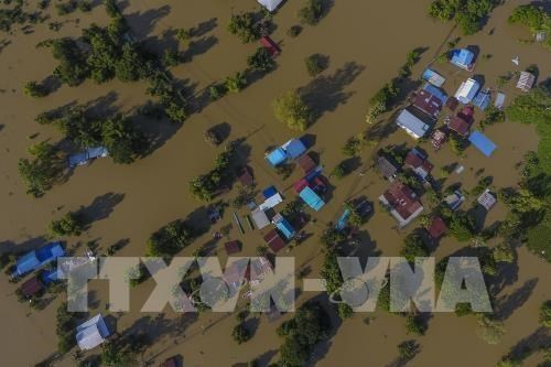 Mueren 34 personas en Tailandia por inundaciones hinh anh 1