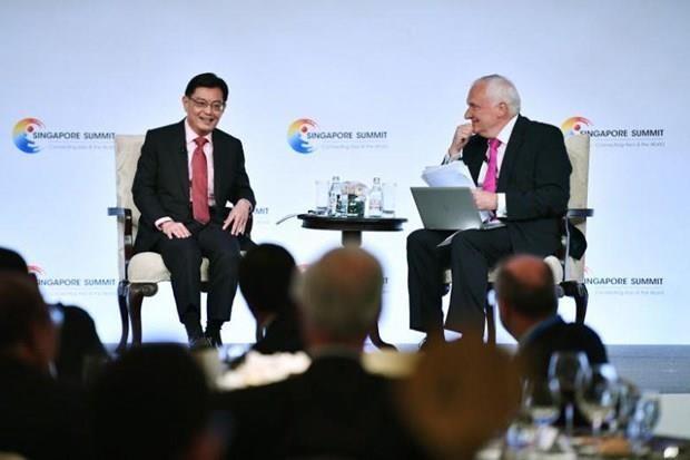 Cumbre de Singapur debate desafios y perspectivas para Asia hasta 2030 hinh anh 1