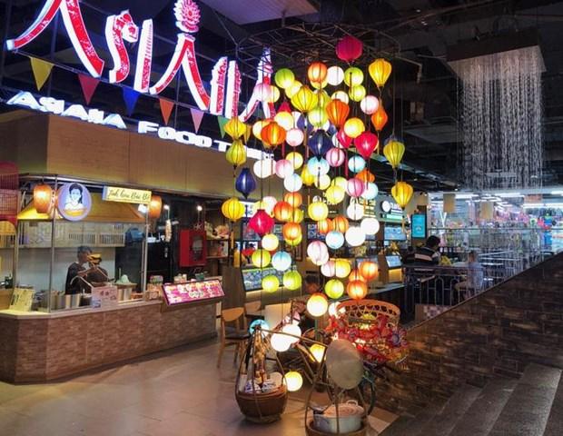 Mercado subterraneo, nueva atraccion turistica de Ciudad Ho Chi Minh hinh anh 1