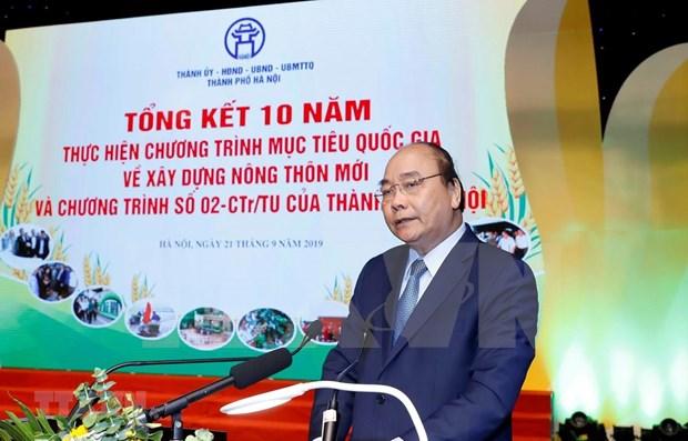 Piden a Hanoi impulsar aplicacion tecnologica en modernizacion rural hinh anh 1