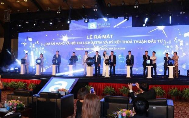 Presenta Vietnam primera red social turistica hinh anh 1
