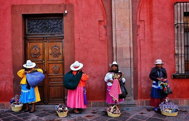 Celebraran exposicion fotografica sobre Vietnam y Mexico hinh anh 1