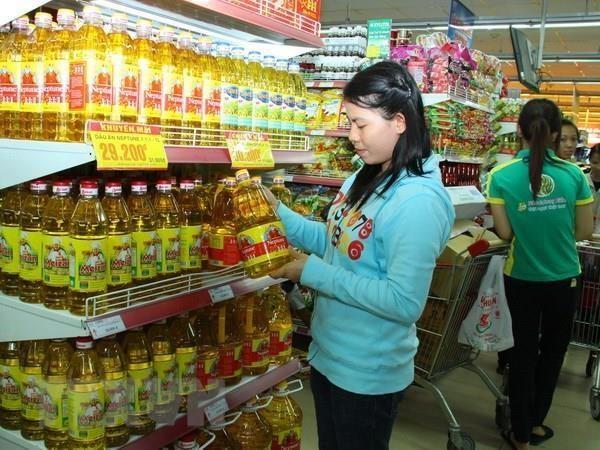 Se calienta el mercado vietnamita de aceite de cocina hinh anh 1