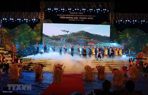 Comienza Semana de Cultura y Turismo de Terrazas de Hoang Su Phi hinh anh 1