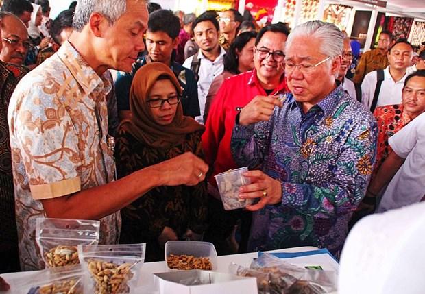 Priorizara Indonesia importaciones de carne, arroz y azucar de la India hinh anh 1