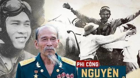 Fallece piloto heroe vietnamita que derribo 7 aviones durante la guerra hinh anh 1