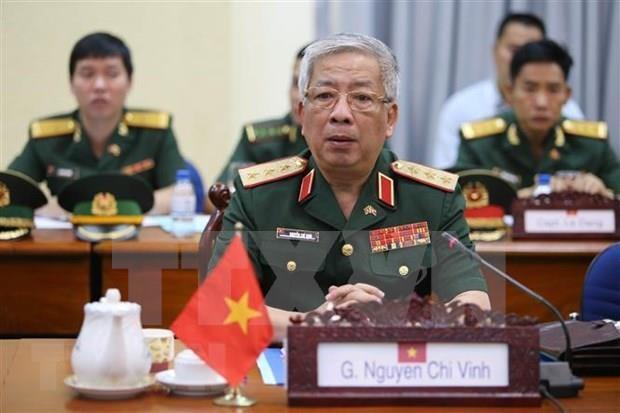 Concede Rusia Orden de Amistad a viceministro de Defensa de Vietnam hinh anh 1