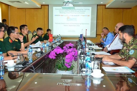 Realiza Vietnam preparativos para la proxima Conferencia de Paz de Asia-Pacifico hinh anh 1