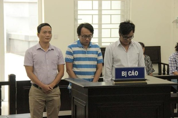 Condena tribunal vietnamita a expolicia por apropiacion ilicita de bienes hinh anh 1