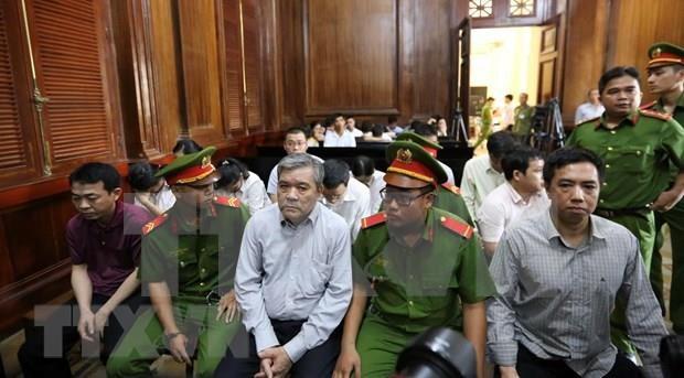Abren en Vietnam juicio sobre caso del comercio de medicamentos de origen falso hinh anh 1