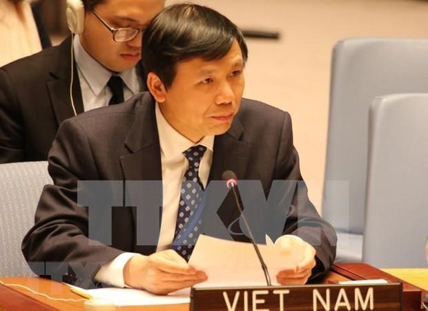 Llama Vietnam al maximo compromiso de las naciones con el multilateralismo hinh anh 1