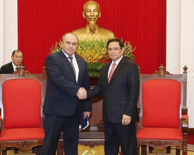 Vietnam socio confiable de Bielorrusia hinh anh 1