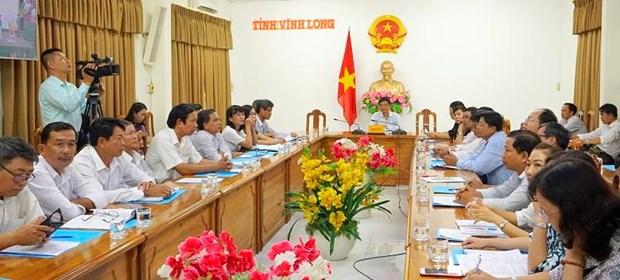 Respalda fondo aleman capacitacion de funcionarios de provincia vietnamita hinh anh 1