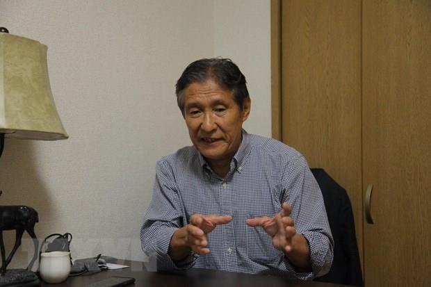 Experto japones critica actividades unilaterales de China en el Mar del Este hinh anh 1