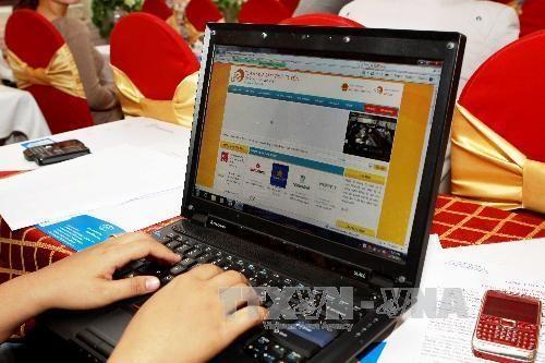 Destacan en Vietnam crecimiento de comercio electronico hinh anh 1