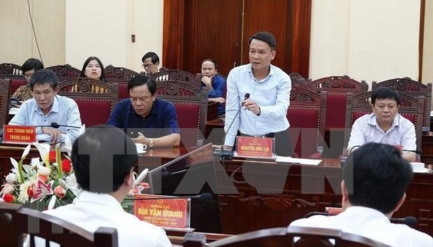 VNA coadyuva al progreso de provincia vietnamita de Phu Tho, segun autoridades locales hinh anh 1
