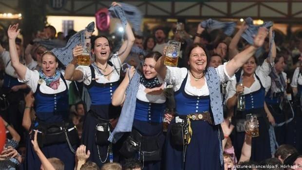 Celebraran fiesta de la cerveza alemana en Hanoi y Ciudad Ho Chi Minh hinh anh 1