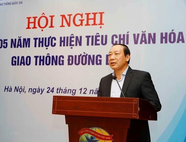 Despojan a exviceministro de Transporte de Vietnam de tal condicion por sus violaciones hinh anh 1