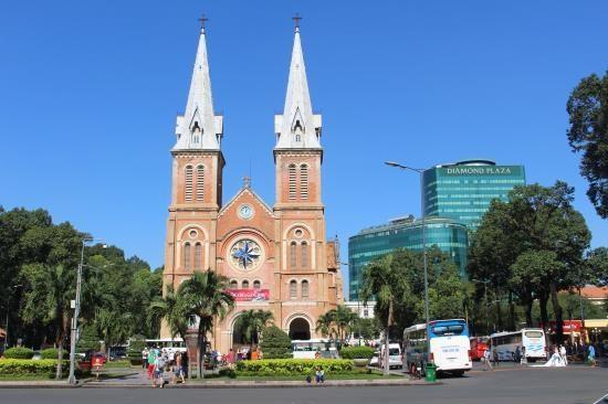 Recibe Ciudad Ho Chi Minh a mas de 6,2 millones de turistas extranjeros en nueve meses de 2019 hinh anh 1