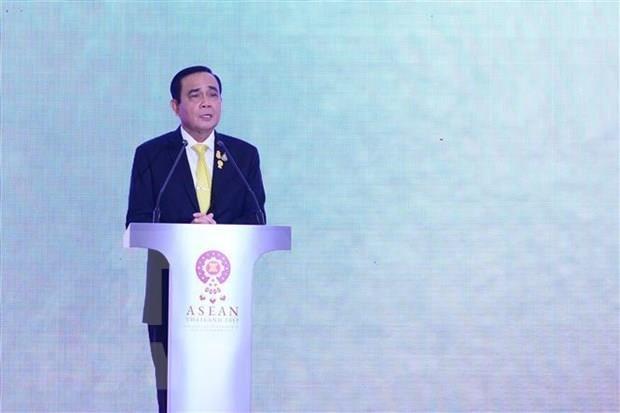 Llama Tailandia a la ASEAN a acelerar cumplimiento de los Objetivos de Desarrollo Sostenible hinh anh 1