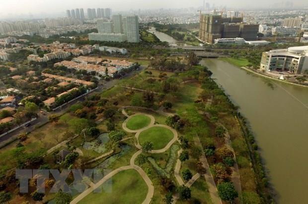 Grupo vietnamita se incorpora a los esfuerzos por impulsar arquitectura verde hinh anh 1