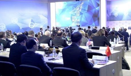 Vietnam participa en XXIII Congreso Internacional de Entidades Fiscalizadoras Superiores hinh anh 1