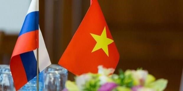 Califica experto de ejemplares las relaciones entre Vietnam y Rusia hinh anh 1