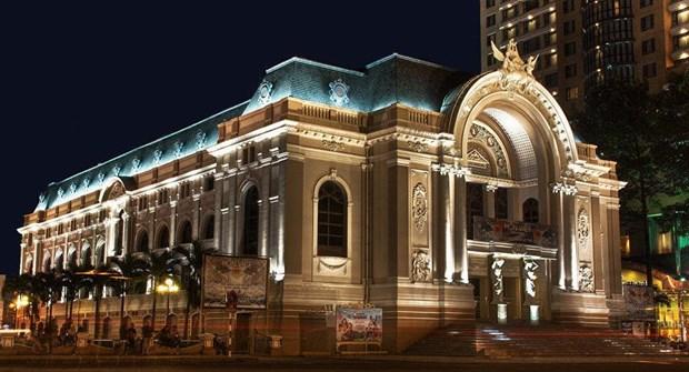 Concierto de opera de Italia en Ciudad Ho Chi Minh hinh anh 1