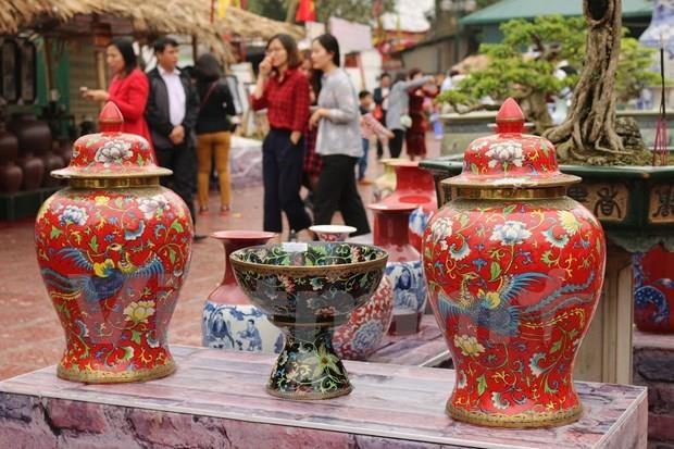 Proyecta Hanoi promover potencialidades del turismo cultural en aldeas artesanales hinh anh 1