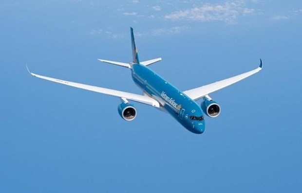 Reajusta Vietnam Airlines horarios de vuelo por tormenta Mitag hinh anh 1