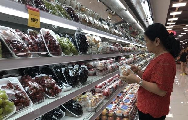 Crecio el Indice de Precios al Consumidor de Vietnam en septiembre hinh anh 1