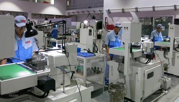 Sube en Vietnam el capital registrado de nuevas empresas hinh anh 1