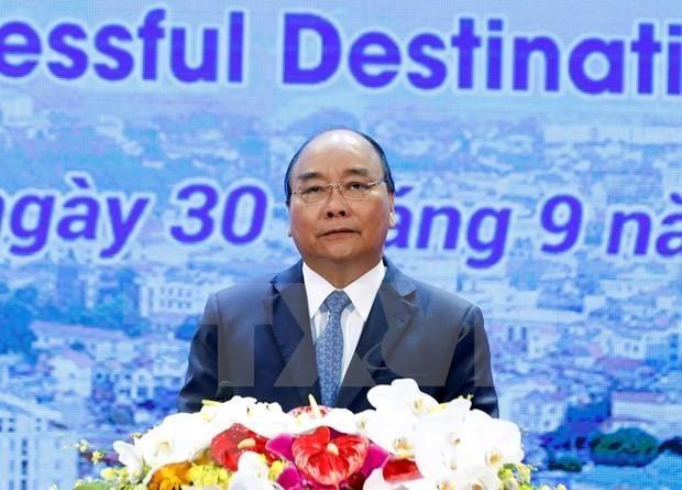 Insta premier de Vietnam desarrollo de economia fronteriza en provincia de Lang Son hinh anh 1