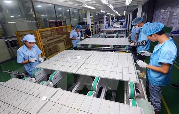 Atrae Vietnam amplio abanico de inversores hinh anh 1