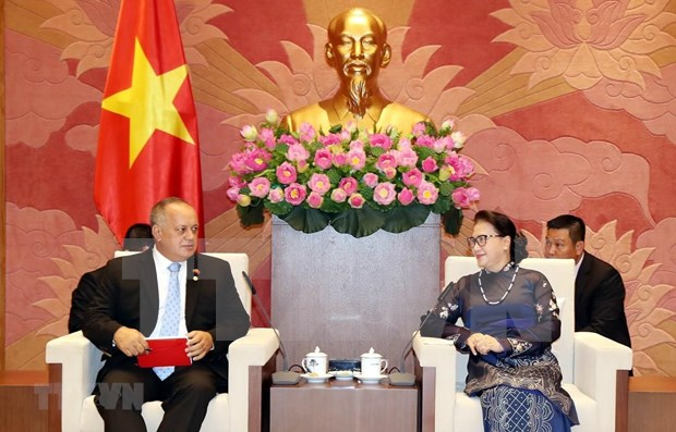 Reitera Vietnam apoyo al proceso constituyente democratico en Venezuela hinh anh 1